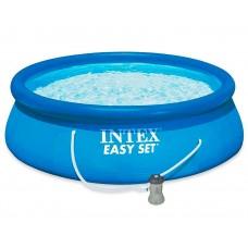 Бассейн с комплектом 396x84 см, Easy Set, Intex 28142NP
