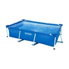 Каркасный бассейн 220х150х60 см, Intex 28270