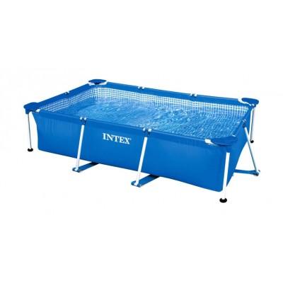 Каркасный бассейн 220х150х60 см, Intex 28270 фото