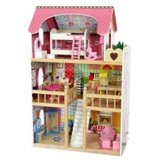 Кукольный домик ECO TOYS Malinowa (4109)