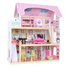 Кукольный домик ECO TOYS Bajkowa (4110)