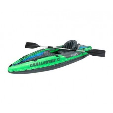 Надувная лодка-каяк Challenger K1, Intex 68305NP