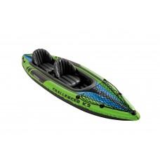 Надувная лодка-каяк Challenger K2, Intex 68306NP