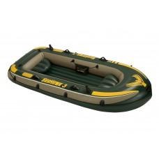 Лодка надувная 295х137x43 см, Seahawk-3, Intex 68349NP