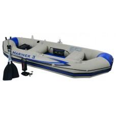 Лодка надувная 297х127х46 см, Marined-3, Intex 68373NP