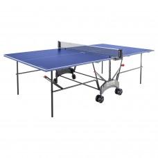 Теннисный стол Kettler Axos Axos Indoor 1 с сеткой синий (7046-950)
