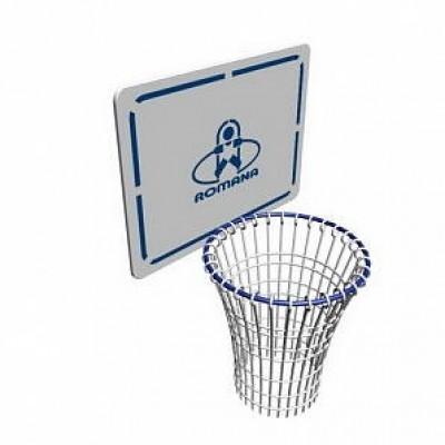 Щит баскетбольный для ДСК Карусель (ДСК-ВО 92.04-02) фото