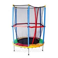 Батут с защитной сеткой Sundays Acrobat 150 см - 5ft