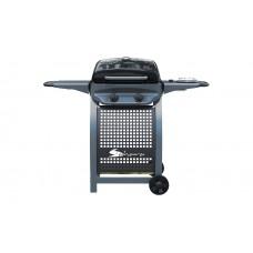 Газовый гриль Sahara X150 2 Burner BBQ, черный/серый