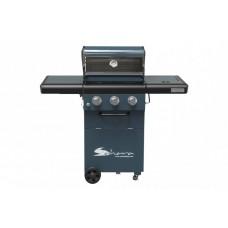 Газовый гриль Sahara X350 3 Burner BBQ, дымчатый