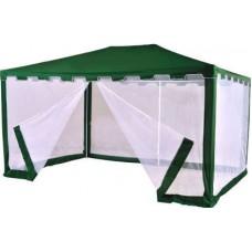 Садовый тент шатер с москитной сеткой Green Glade 1044