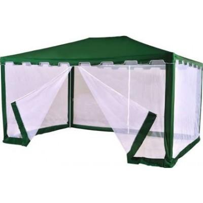 Садовый тент шатер с москитной сеткой Green Glade 1044 фото