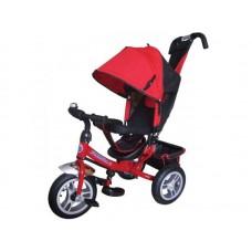 """Детский трехколесный велосипед Trike Formula 3, надувные колеса 12""""/10"""", цвет красный (FA3R)"""