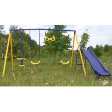 Детская площадка 6в1 Jump Power