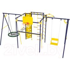Игровой комплекс Rokids Атлет-К2 УДСК-7.3 ультрамарин