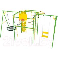 Игровой комплекс Rokids Атлет-К2 УДСК-7.3 зеленый