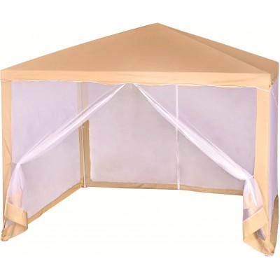 Тент-шатер Green Glade 1040 с москитной сеткой фото