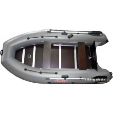 Моторно-гребная лодка Посейдон Сапсан SN-380
