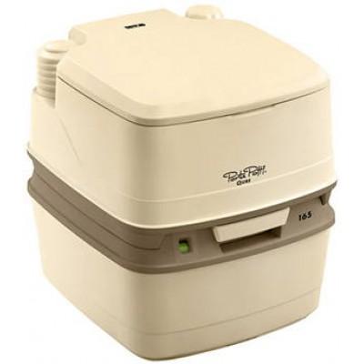 Биотуалет для дачи Thetford Porta Potti Qube 165 Luxe с индикатором заполнения фото
