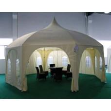 Полюсный тент шатер 6x6 м Sundays P66301 для торжеств, полиэстер