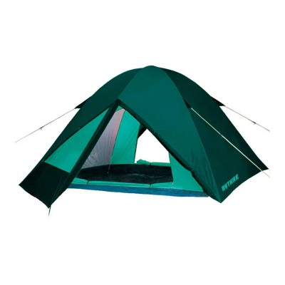 "Палатка Путник ""Афина-3"" 360х210х130 цвет темно-бирюзовый/бирюзовый (PT202-3)"