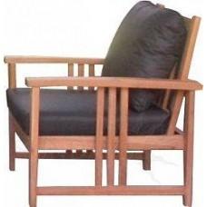 TIF-461 Садовое кресло Sundays SWEDIA с подушкой тик из Индонезии