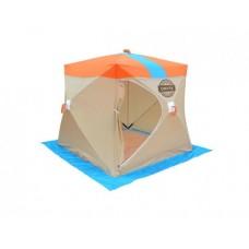 """Палатка для зимней рыбалки """"Омуль куб 1"""" (1-2 местная)"""