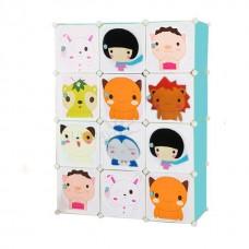 Система хранения для детской комнаты Sundays С1201-BU