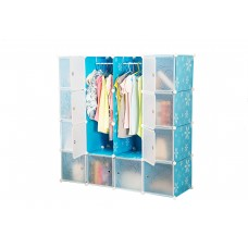 Система хранения для детской комнаты Sundays С1601-BU