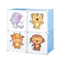 Система хранения для детской комнаты Sundays С401-BU