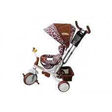 """Детский 3-х колесный велосипед Lexus Safari Trike 10""""/8"""" (Т57578 Жираф)"""