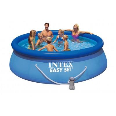 Бассейн с комплектом 366x91 см, Easy Set, Intex 28146/56932