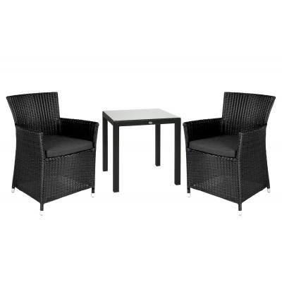 Стол и 4 кресла WICKER, Garden4you 13341, 12709 в интернет-магазине в Минске