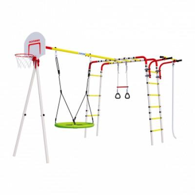 Детская игровая площадка Акробат 2  ГНЕЗДО качели Romana R 103.19.05 фото