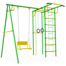 Игровой комплекс Rokids Тарзан Мини-3 УДСК-6.3 зеленый