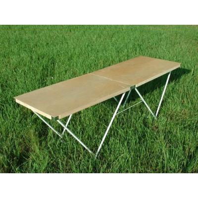 Стол раскладной 180Х60 см фото