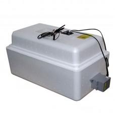 Инкубатор Несушка с аналоговым терморегулятором, цифровой индикацией, на 36 яиц, автопереворот, 12В