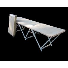 Торговый стол складной 2,7*0,6 (фанера 3 мм)