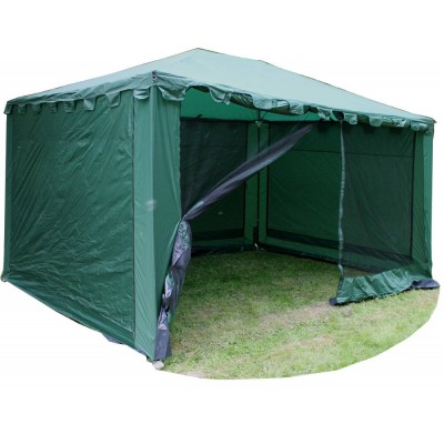 Тент-шатер Campack Tent G-3401+W (со стенками)