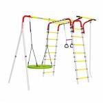 Детская игровая площадка Весёлая лужайка-2  ГНЕЗДО качели Romana R 103.25.04 NEW