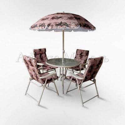 """Набор складной мебели для сада и пикника """"ВЕРСАЛЬ"""" фото"""
