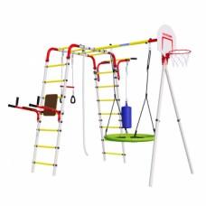 Детская игровая площадка Fitness  ГНЕЗДО качели Romana R 103.20.04 NEW