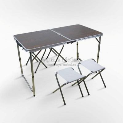 """Набор складной мебели для пикника """"Автотурист"""" фото"""