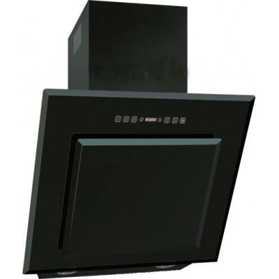 Вытяжка кухонная Exiteq ANASTASIA 60 чёрная (60см)