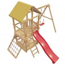 Детская деревянная площадка 4-й Элемент