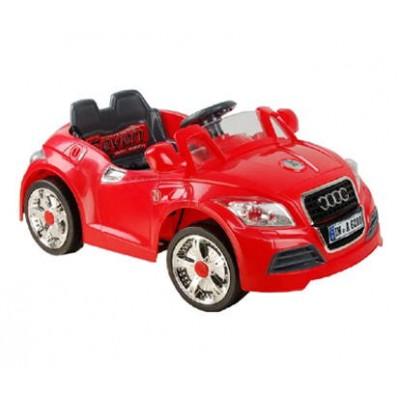 Электромобиль Audi Красный/черный, Sundays B28A фото