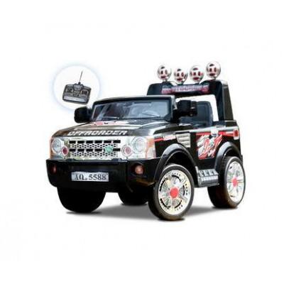 Электромобиль Rover Черный, Sundays JJ012