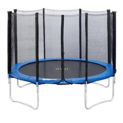 """Батут детский с защитной сеткой """"Trampoline 12"""" диаметр 3,7 м"""