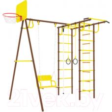 Игровой комплекс Rokids Тарзан Мини-4 УДСК-6.4 шоколад