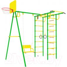 Игровой комплекс Rokids Тарзан Мини-4 УДСК-6.4 зеленый